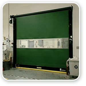 Exterior High Speed Door Super-Seal 8500LC