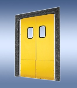 Retail Impact Door - Super-Seal Series 1500