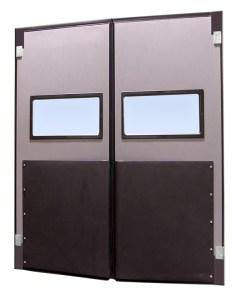 Industrial Impact Door - Super-Seal Series 4300-Impact door