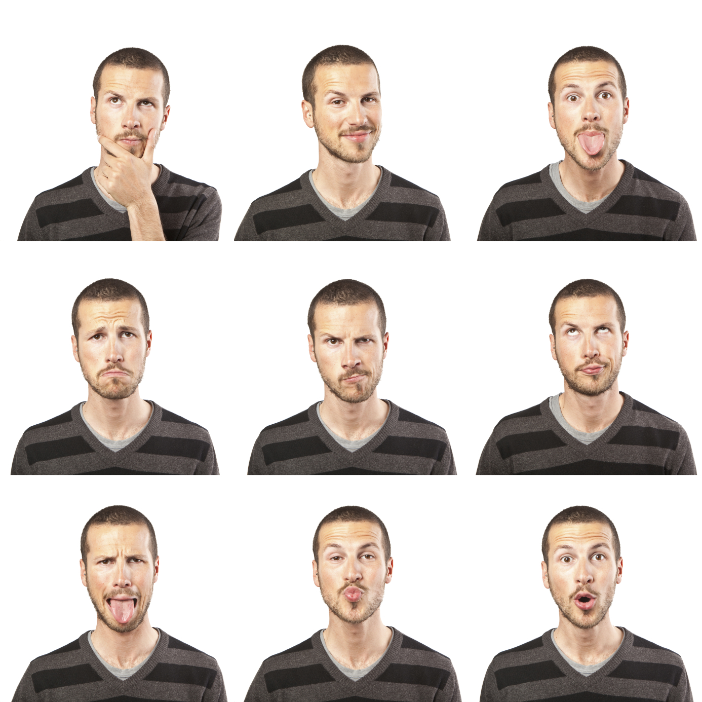 Communication Facial Expressions