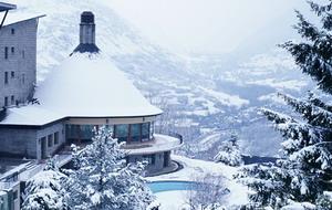 Parador De Vielha Luxury Hotel The Catalan Pyrenees Spain