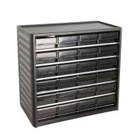 ESD-Safe Treston Small Parts Storage Cabinet, 24 Drawers ...
