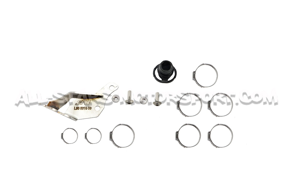 THE Tuner Air / Oil Separator Catch Can for Audi S4 B5
