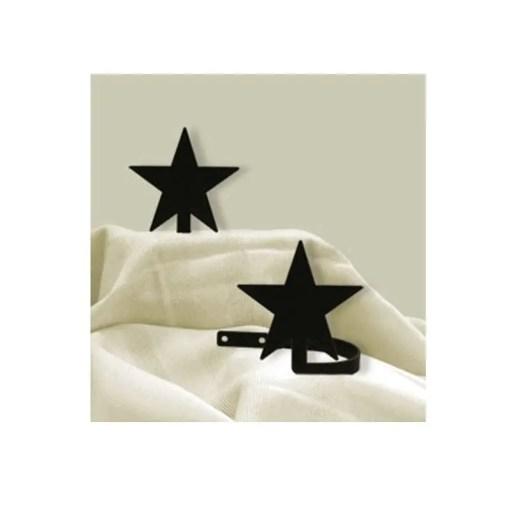 lone star curtain tiebacks