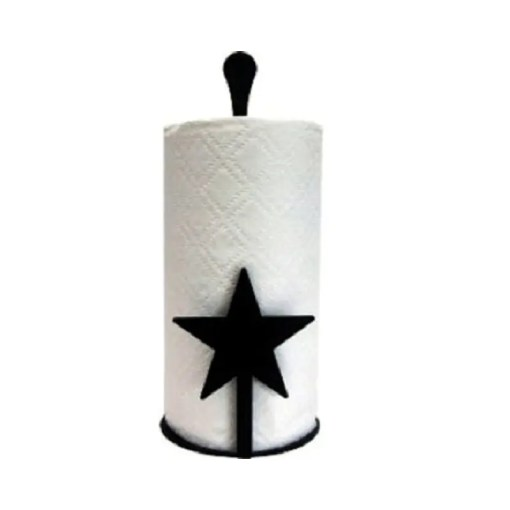 lone star paper towel stand