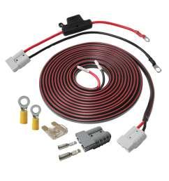 plug play dual battery wiring kit [ 2516 x 2516 Pixel ]