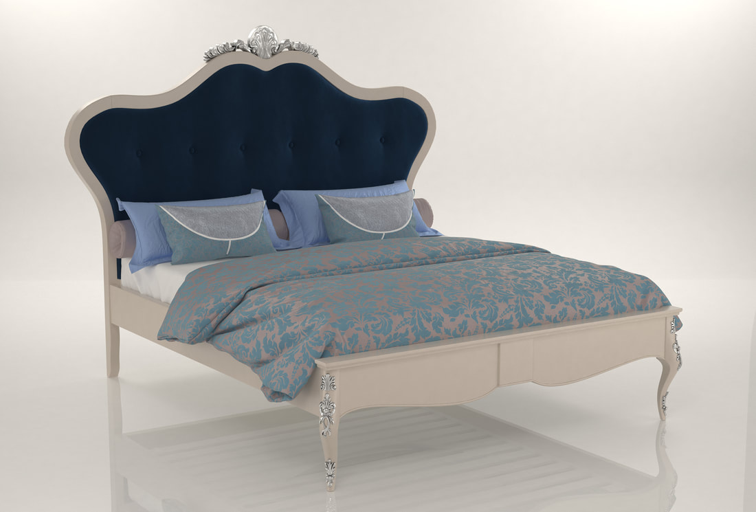 Bed 3d models available to download collection 004 - all3dfree.net