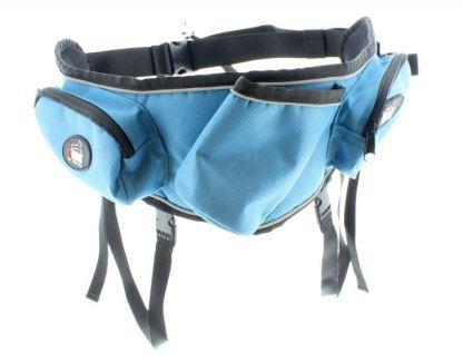 Baudrier I-Dog Confort bleu