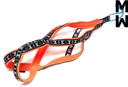 Harnais Manmat Run Long orange