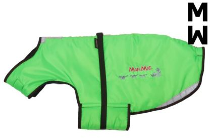 Manteau Manmat ThermoCoat vert