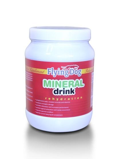 Flying Dog Mineral Drink
