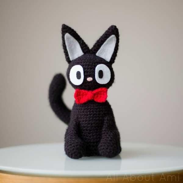 Jiji Black Cat - Ami