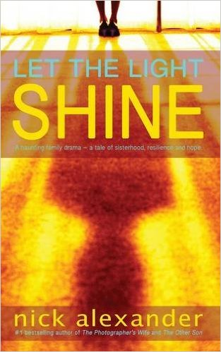Image result for let the light shine book