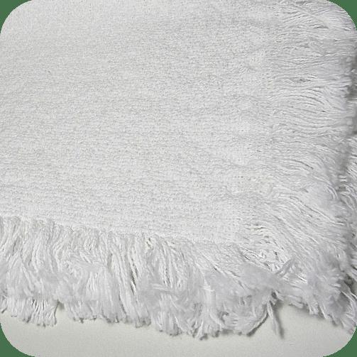 Cotton Fringed Baby Blanket