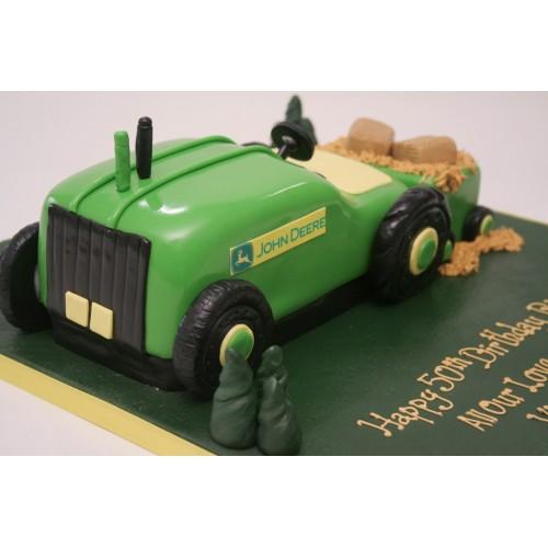John Deere Wedding Cake Toppers
