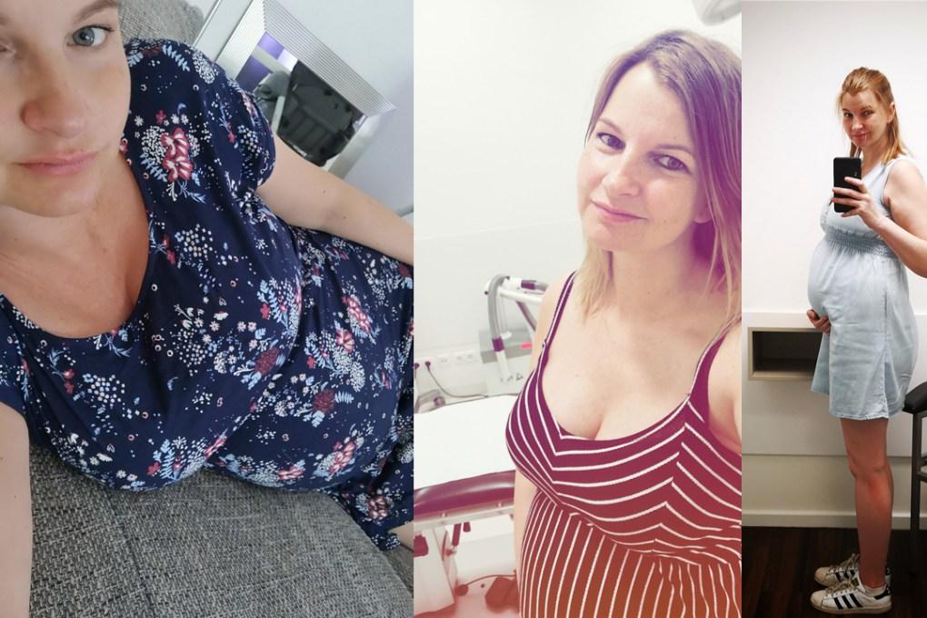 Eindrücke von Janines Schwangerschaft trotz Endometriose