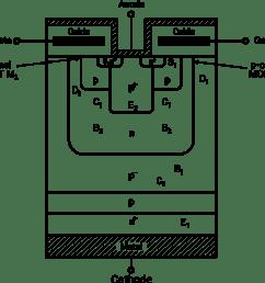 schematic diagram of p type mct [ 1000 x 858 Pixel ]