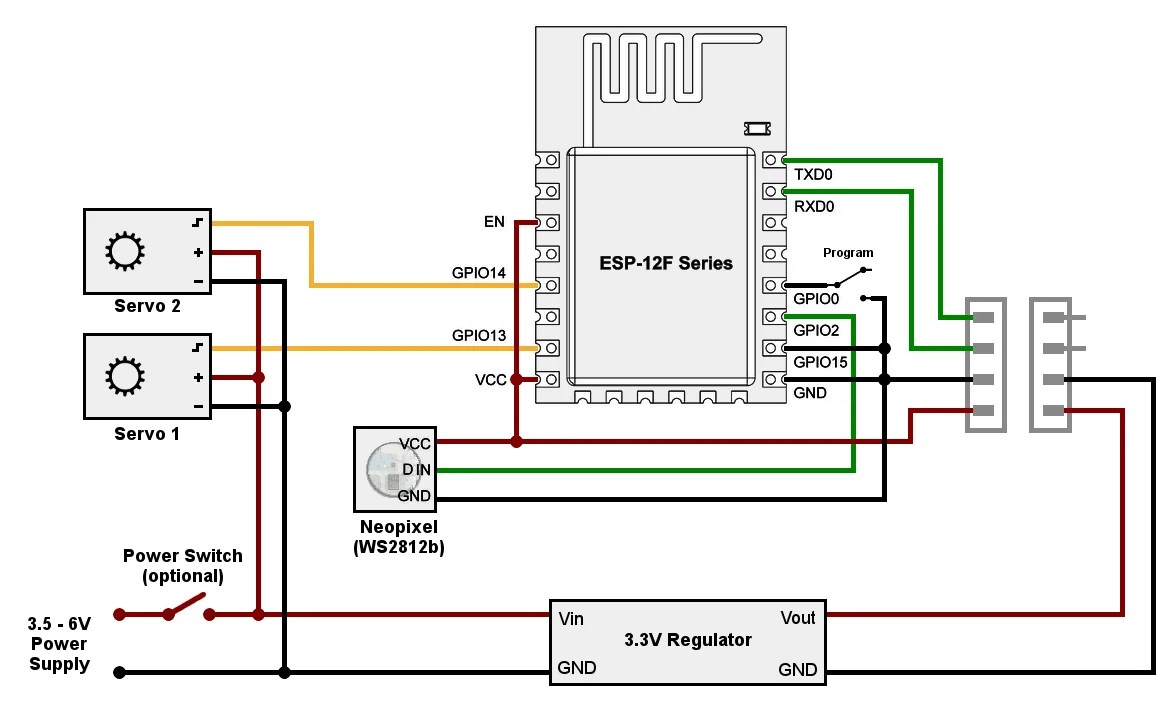hight resolution of the wi fi eye part 1 introduction features and materials circuit diagram wireless fidelity
