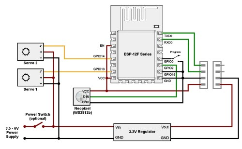 small resolution of the wi fi eye part 1 introduction features and materials circuit diagram wireless fidelity