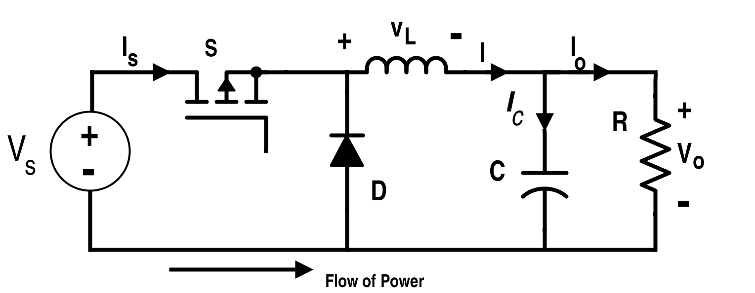 hight resolution of basic buck regulator schematic schema wiring diagramhow to use simple converter circuits simple buck regulator circuit