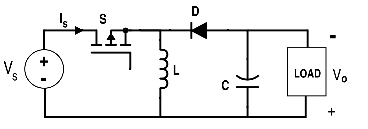 circuit diagram of buck boost converter buick 3800 serpentine belt how to use simple circuits inverting