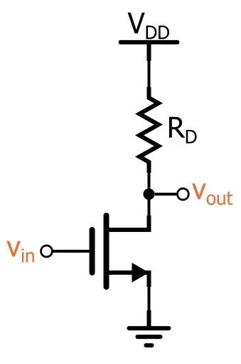 The Actively Loaded MOSFET Differential Pair: Output
