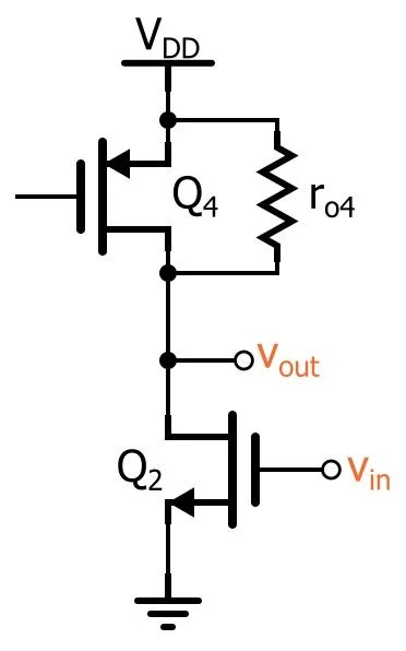 The Actively Loaded MOSFET Differential Pair: Measuring