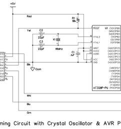 the resulting schematic diagram is reproduced immediately below and a photo of the breadboarded circuit is just below the schematic  [ 1200 x 695 Pixel ]