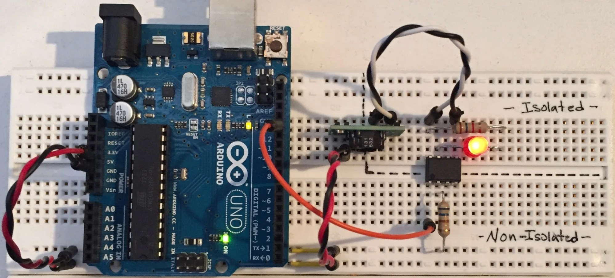 hight resolution of blink turns on an led on for one second then off for one second repeatedly most arduinos have an on board led you can control on the uno and leonardo