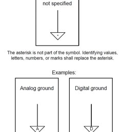 an introduction to ground earth ground common ground analog symbol for ground on wiring diagram [ 1118 x 1452 Pixel ]