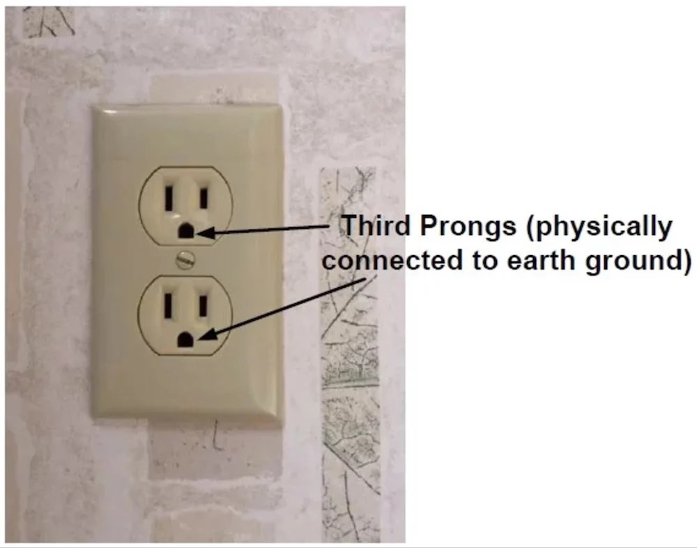3 prong plug wiring diagram honda today 50 an introduction to ground earth common analog the third 110vac outlet