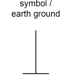general ground symbol or earth ground ieee std 315 1975 section 3 9 1 and iec 60417 5017  [ 950 x 1358 Pixel ]