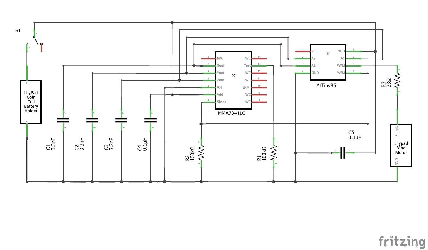 hight resolution of everything can be wired up according to the following wiring diagram