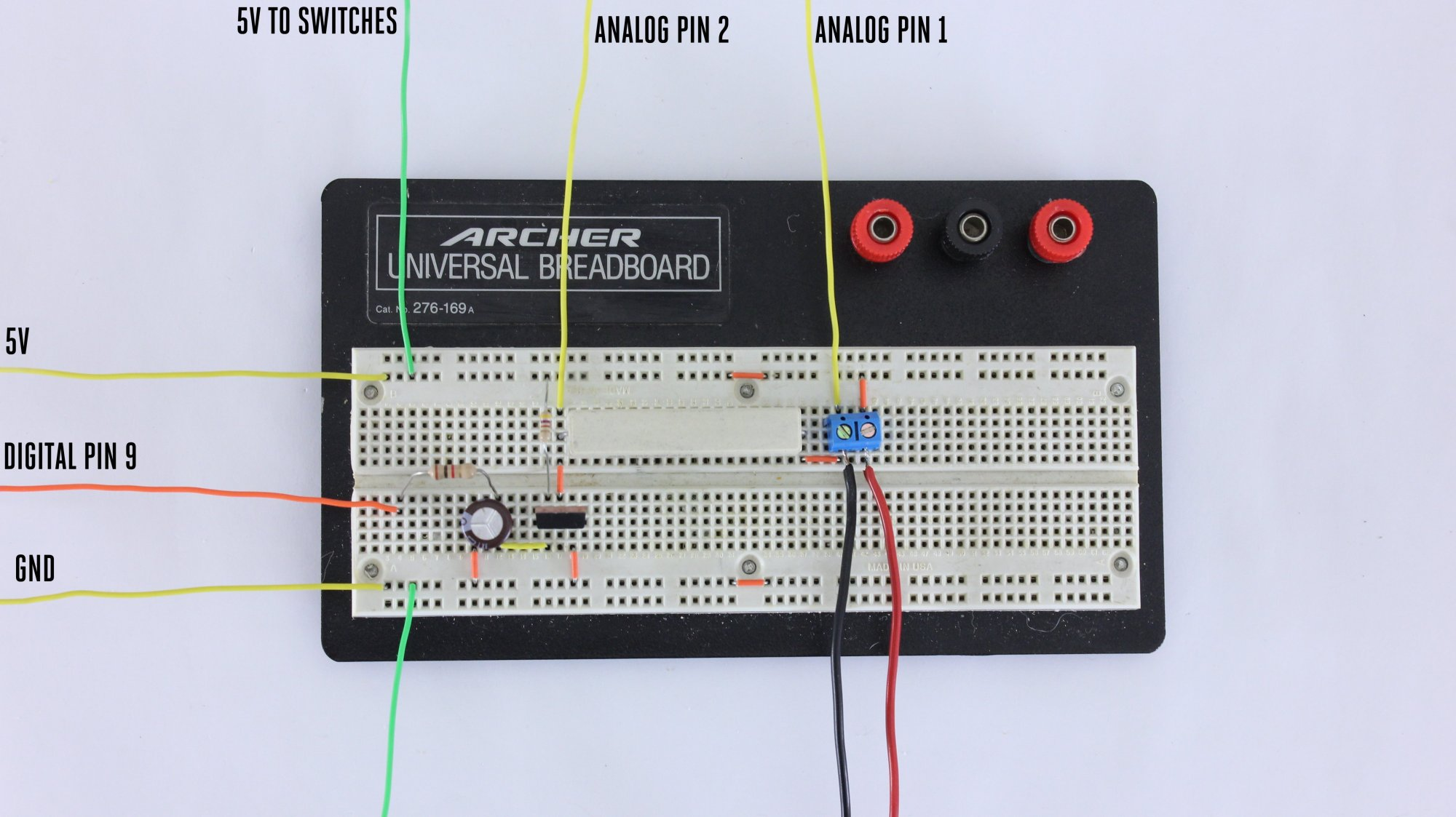 hight resolution of the main part of the output circuit is a transistor circuit that is built around an ir510 power mosfet