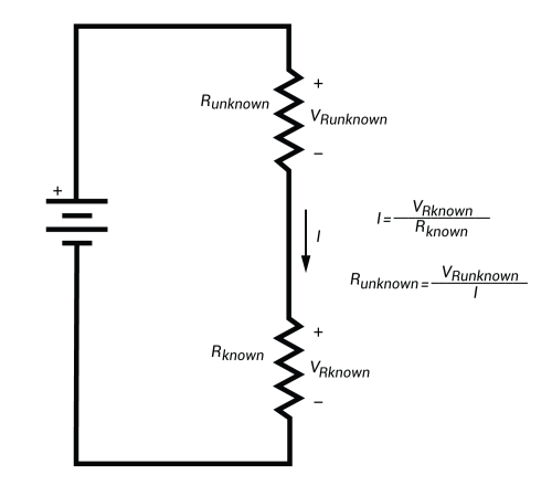 small resolution of calculating unknown resistance using ohm s law