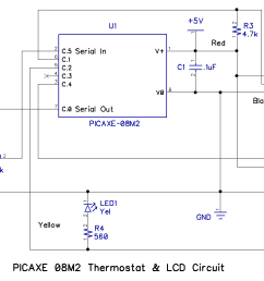 the photo below shows the solderless breadboard assembly of the circuit and is electrically identical to the schematic diagram above  [ 1485 x 777 Pixel ]