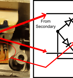 full bridge rectifier circuit and schematic [ 1605 x 747 Pixel ]
