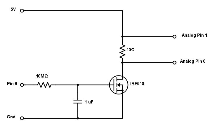 voltage monitor circuit