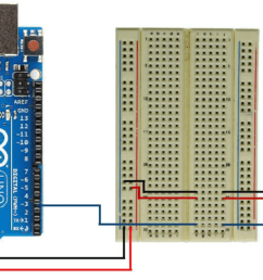 once the wires are soldered on the sonar sensor and you have checked for no shorts then you can connect to the arduino  [ 2256 x 1046 Pixel ]