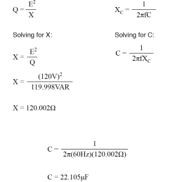 calculate correct capacitor size [ 824 x 972 Pixel ]