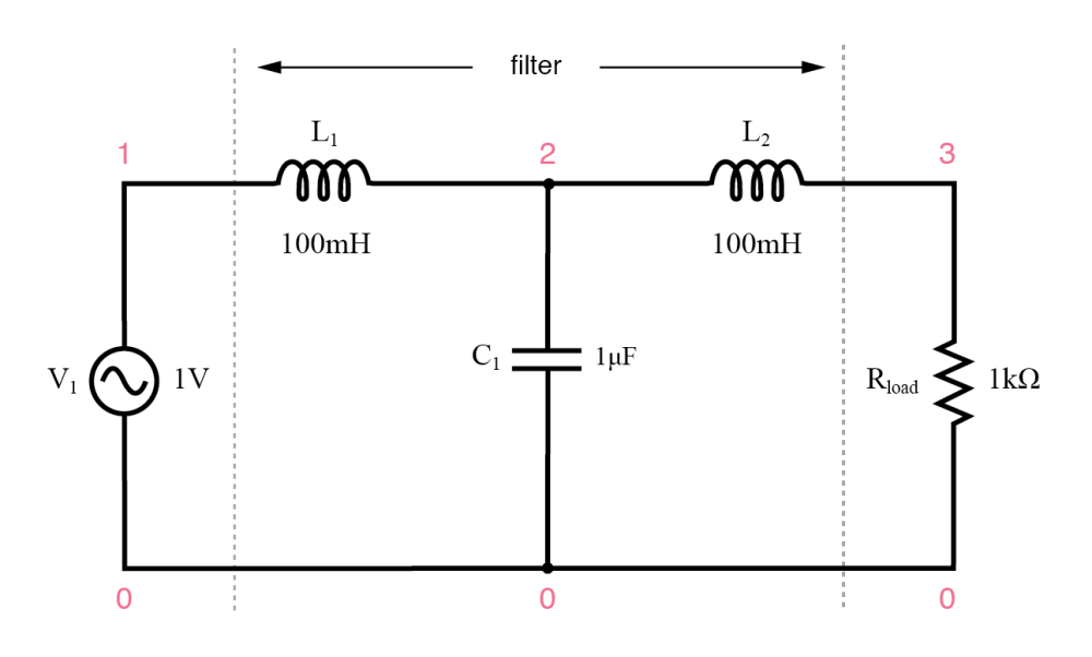 medium resolution of capacitive inductive low pass filter