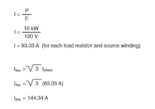 Delta Wiring Configuration