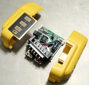 Teardown Tuesday: Dewalt USB Power Supply  News