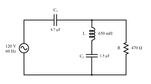 small resolution of example series parallel r l and c circuit