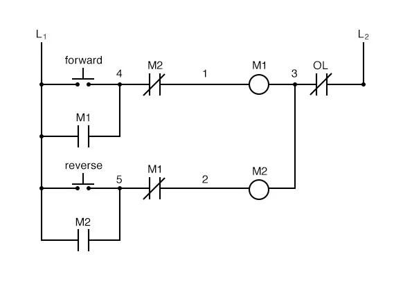 Diagram Installation 3 Phase Contactor Wiring Diagram