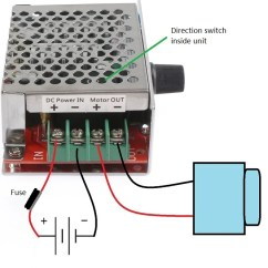 Electric Scooter Motor Controller Wiring Diagram Three Way Switch Schematic Upgrade Your Power Wheels With Control Basics The Can Also Shut Off So If Isn T Working Make Sure Didn Get Bumped During Assembly Which I Did Many