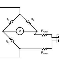 quarter bridge circuit [ 1233 x 794 Pixel ]