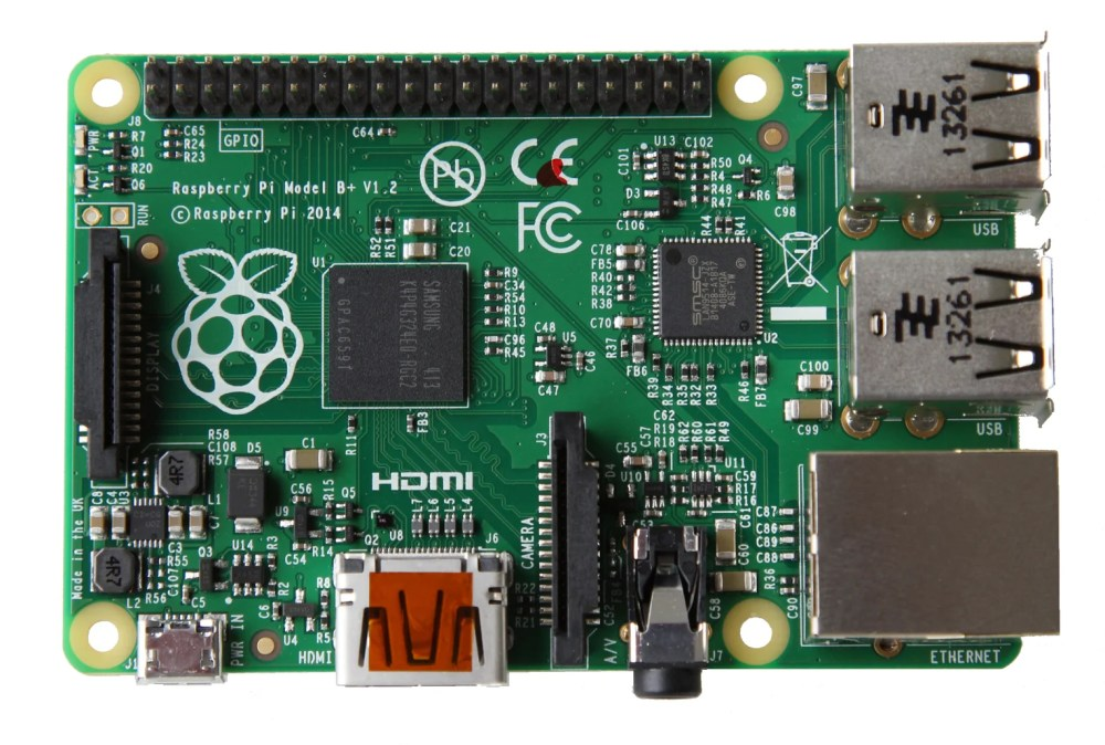 medium resolution of raspberry pi model b block diagram