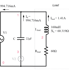 calculating power factor power factor electronics textbook figure power factor meter schematic [ 1200 x 827 Pixel ]