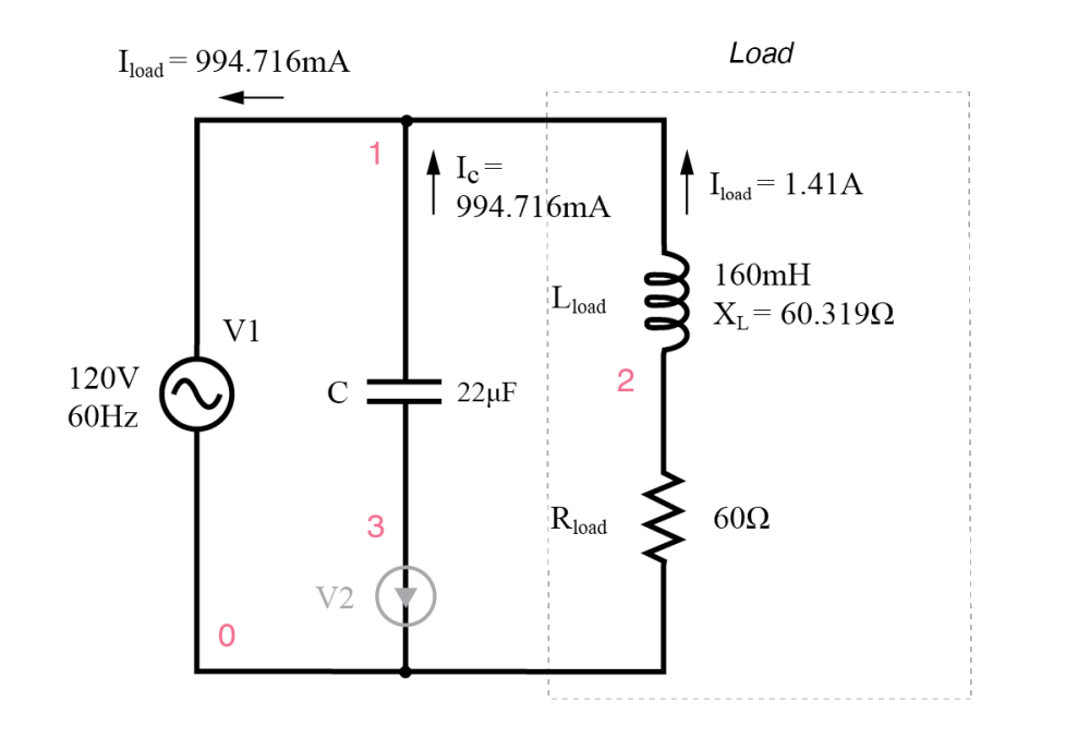 medium resolution of calculating power factor power factor electronics textbook figure power factor meter schematic